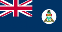 CAYMAN ISLANDS - 5 X 3 FLAG